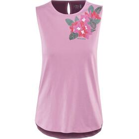 Maloja ClaudiaM. Sleeveless Shirt Women pink